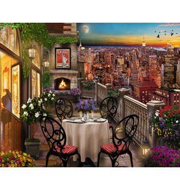 Vermont Christmas Company New York Evening Jigsaw Puzzle 1000 piece