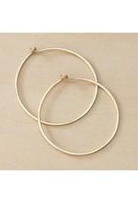 Freshie & Zero Minimal Hoops Medium Circles GF