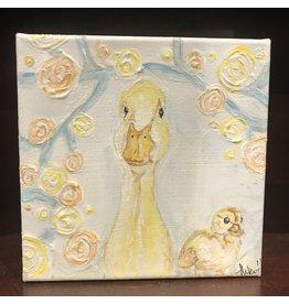 Studio 1905 Art Quack me Up 6x6