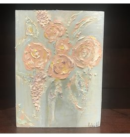 Studio 1905 Art Renewal (Pink flower) 5x7