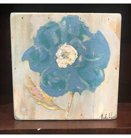 Studio 1905 Art Awaking / Blue Flower 5x7