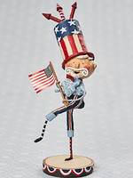"ESC & Company ""Bandstand Sam"" Figurine"