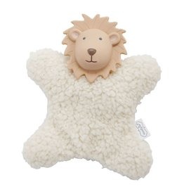 Mud Pie Lion Plush Teether