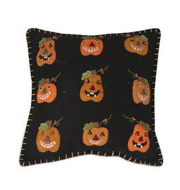 Bethany Lowe Designs Smiling Jacks Pillow