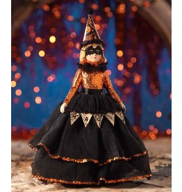 Bethany Lowe Designs Magic Halloween Doll