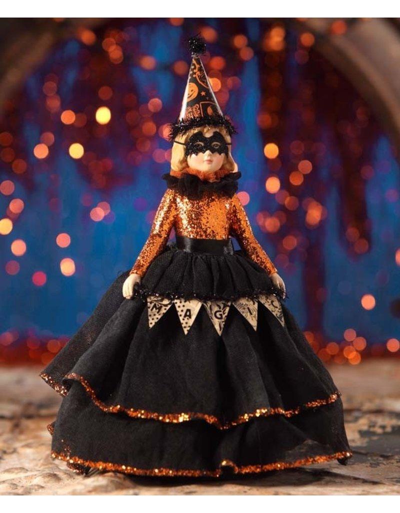 Bethany Lowe Designs Magic Halloween Doll