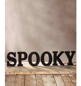 Bethany Lowe Designs Spooky Letters set/6