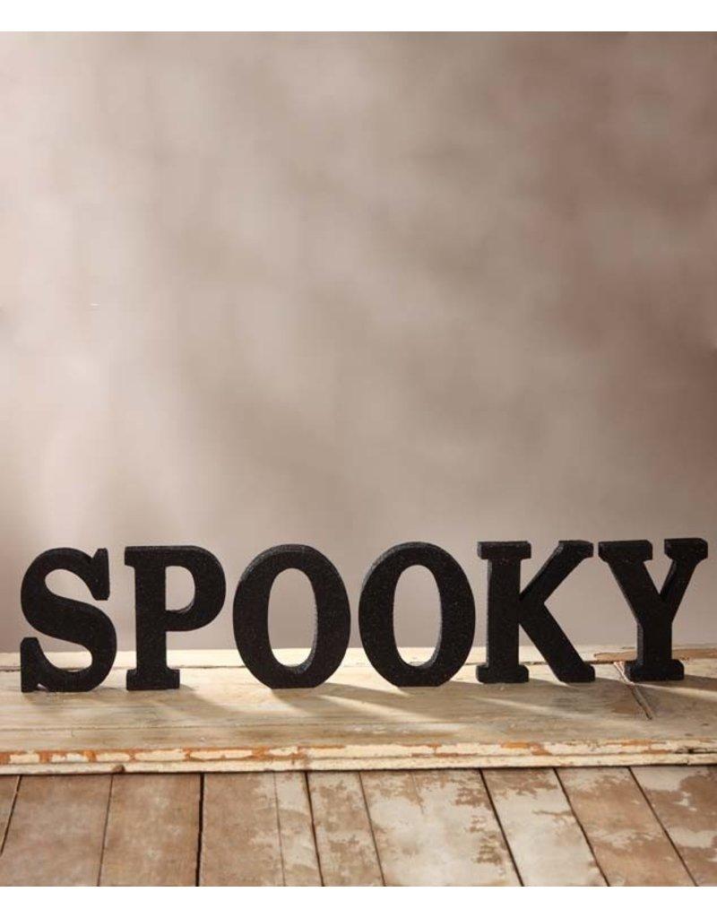 Bethany Lowe Designs Spooky Letters set/6