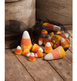 Bethany Lowe Designs Candy Corn in a Bag set/20
