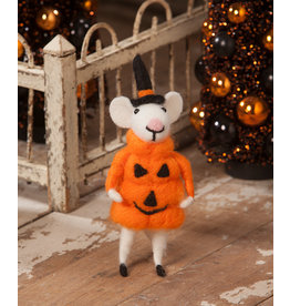 Bethany Lowe Designs Pumpkin Mouse