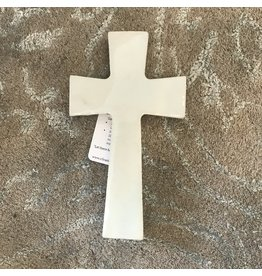 Light Jordon Light Jordon Concrete Cross Ivory