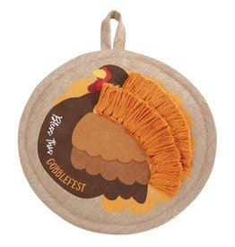 Mud Pie Turkey Pot Holder