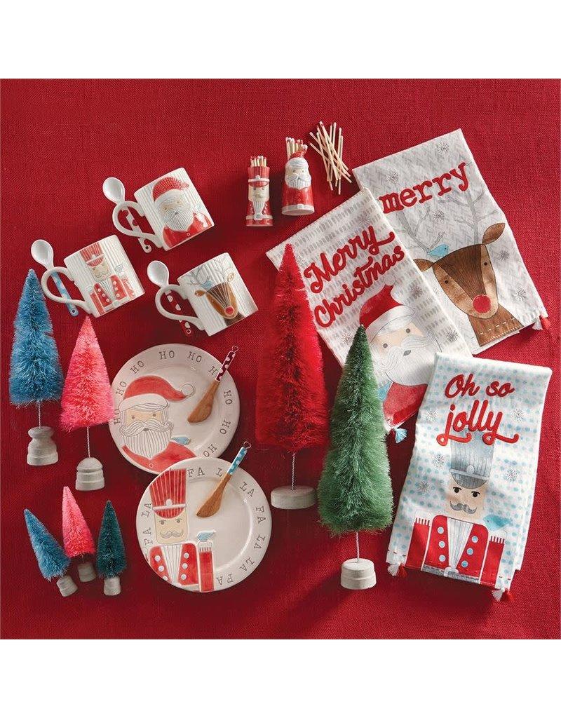 Reindeer Whimsical Hand Towel