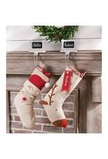 Mud Pie Santa Personalized Stocking