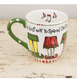 Glory Haus Jumbo Christmas Cheer Mug