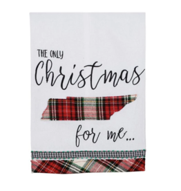Glory Haus Tennessee The Only Christmas Towel
