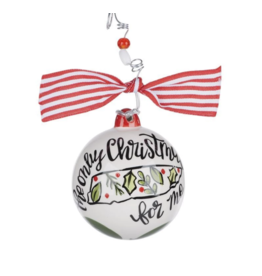 Glory Haus TN The Only Christmas for Me Ornament