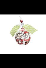 Glory Haus Holly Jolly Christmas Ball Ornament