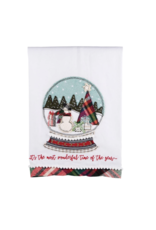 Glory Haus Most Wonderful Time of the Year Tea Towel