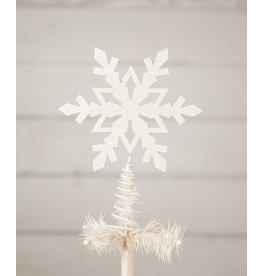 Bethany Lowe Designs Snowflake Tree Topper