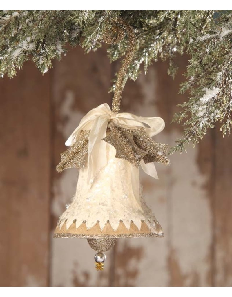 Bethany Lowe Designs Vintage Paper Bell Ornament