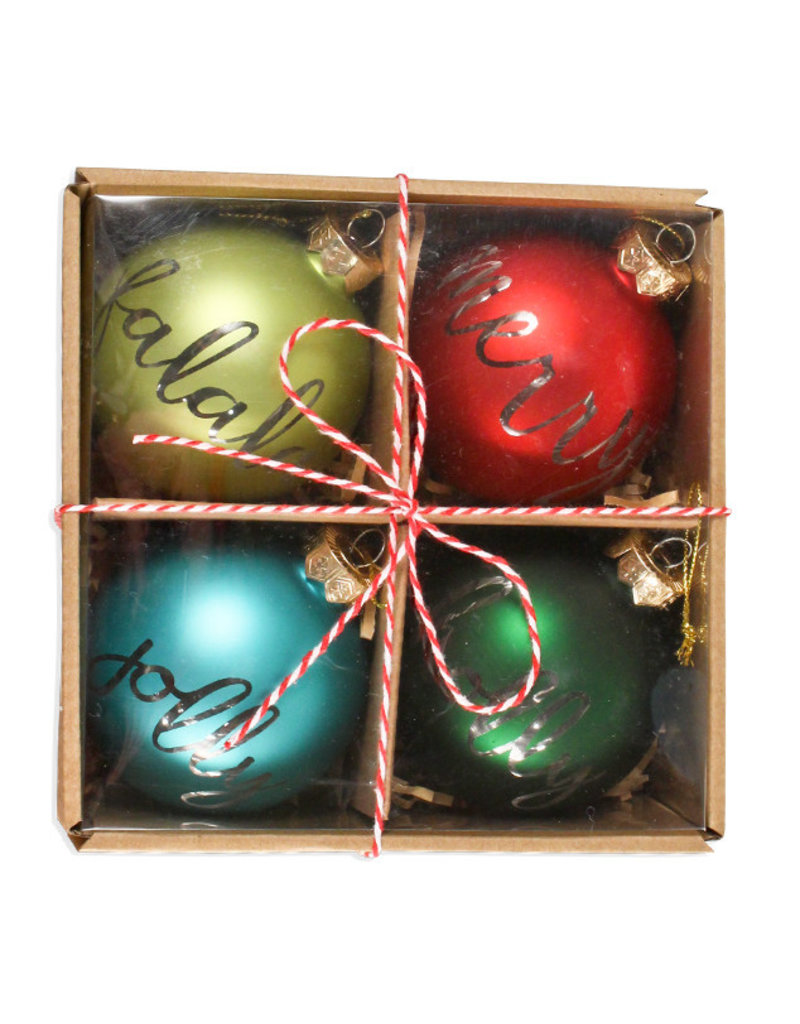 Bethany Lowe Designs Holiday Greetings Ornament