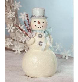 Bethany Lowe Designs Flea Market Snowman