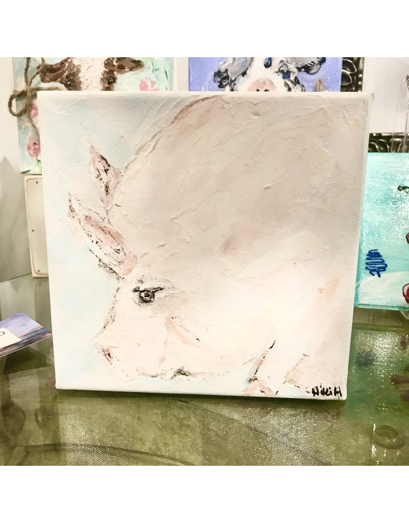 Studio 1905 Art 6 x 6 Pig Painting
