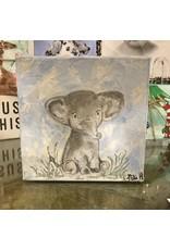 Studio 1905 Art 6 x 6 Dumbo Painting