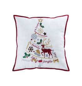 elk lighting Holiday Tiding Tree 20x20 Pillow
