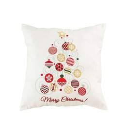 elk lighting Gilded Christmas Tree 20x20 Pillow