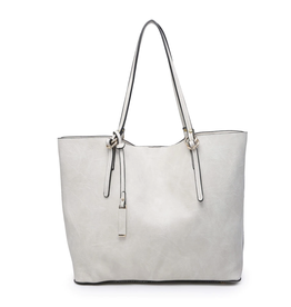 Buford Wholesale Handbag w/ Inner Bag Ivory