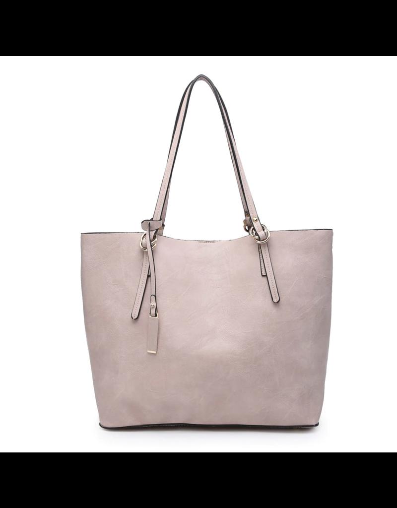 Buford Wholesale Handbag w Inner Bag Pink