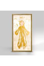 Greenbox Art Glory Angel Embellished Canvas 5x10