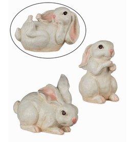 Bethany Lowe Designs Floppy Ear Bunny - On Back