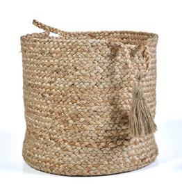 Ox Bay Trading Basket Plain - Large