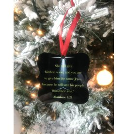 Green HIlls Church of Christ Ornament