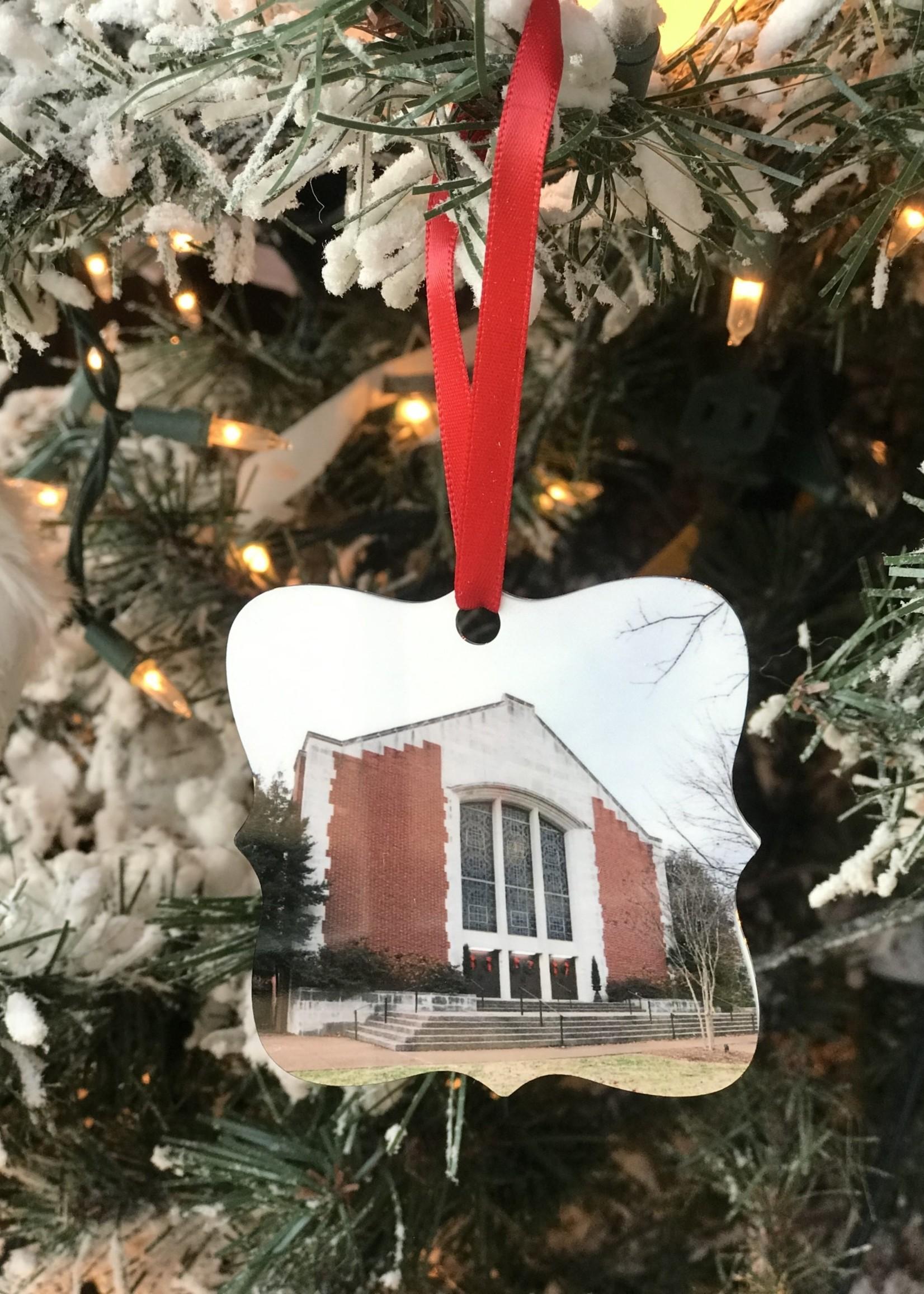 Green HIlls Church of Christ Ornament