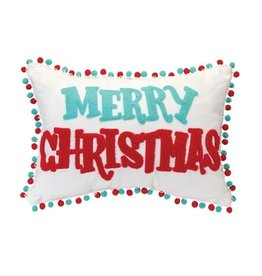 Melrose Merry Christmas Pillow