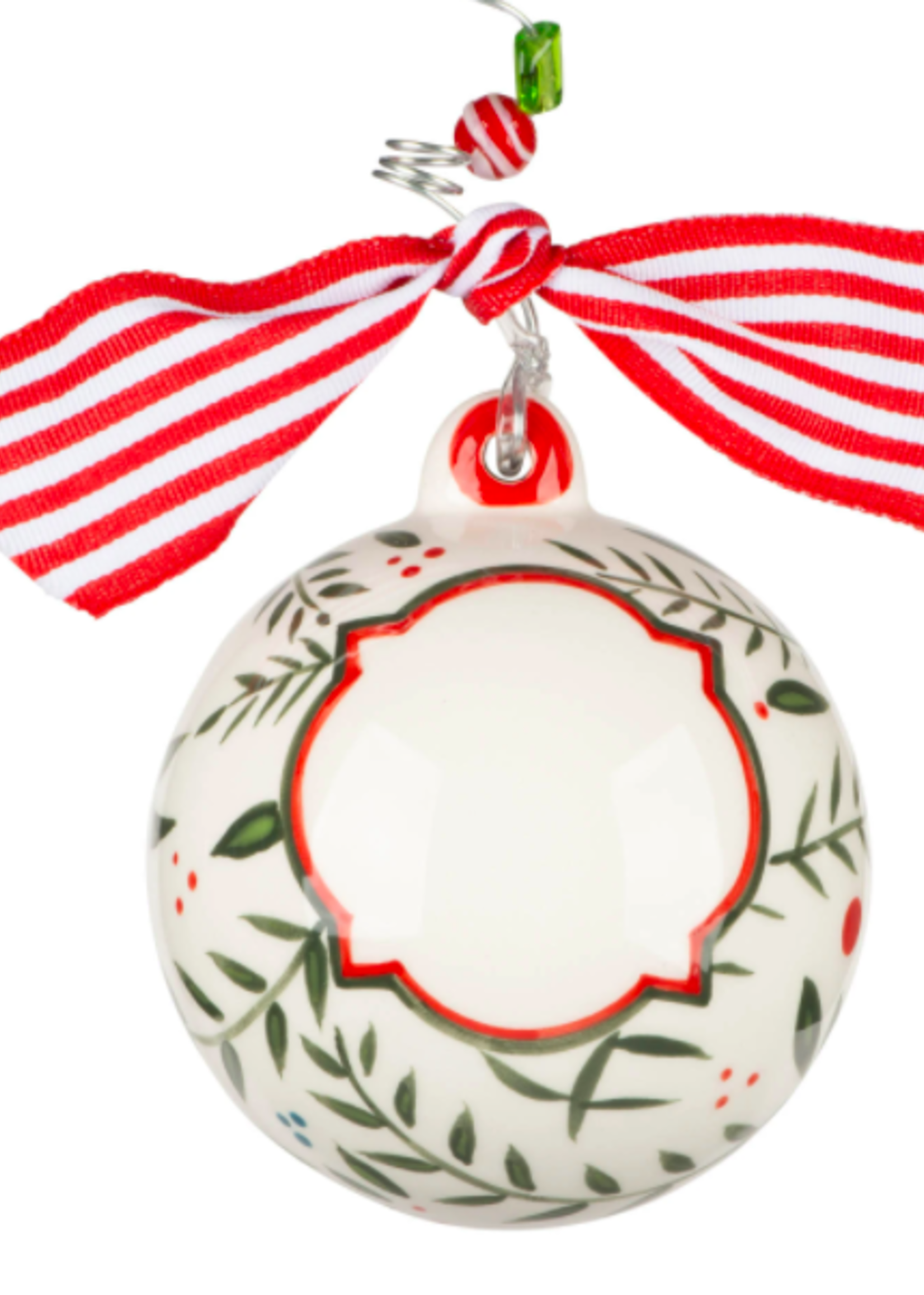 Glory Haus Christmas Holly Ornament