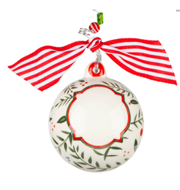 Glory Haus Christmas Holly Ornament