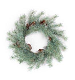 "Melrose Pine Wreath 26"""