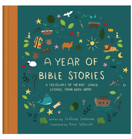 Barbour Publishing Inc. A Year of Bible Stories