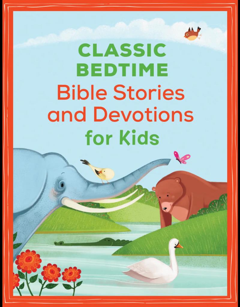 Barbour Publishing Inc. Classic Bedtime Bible Stories