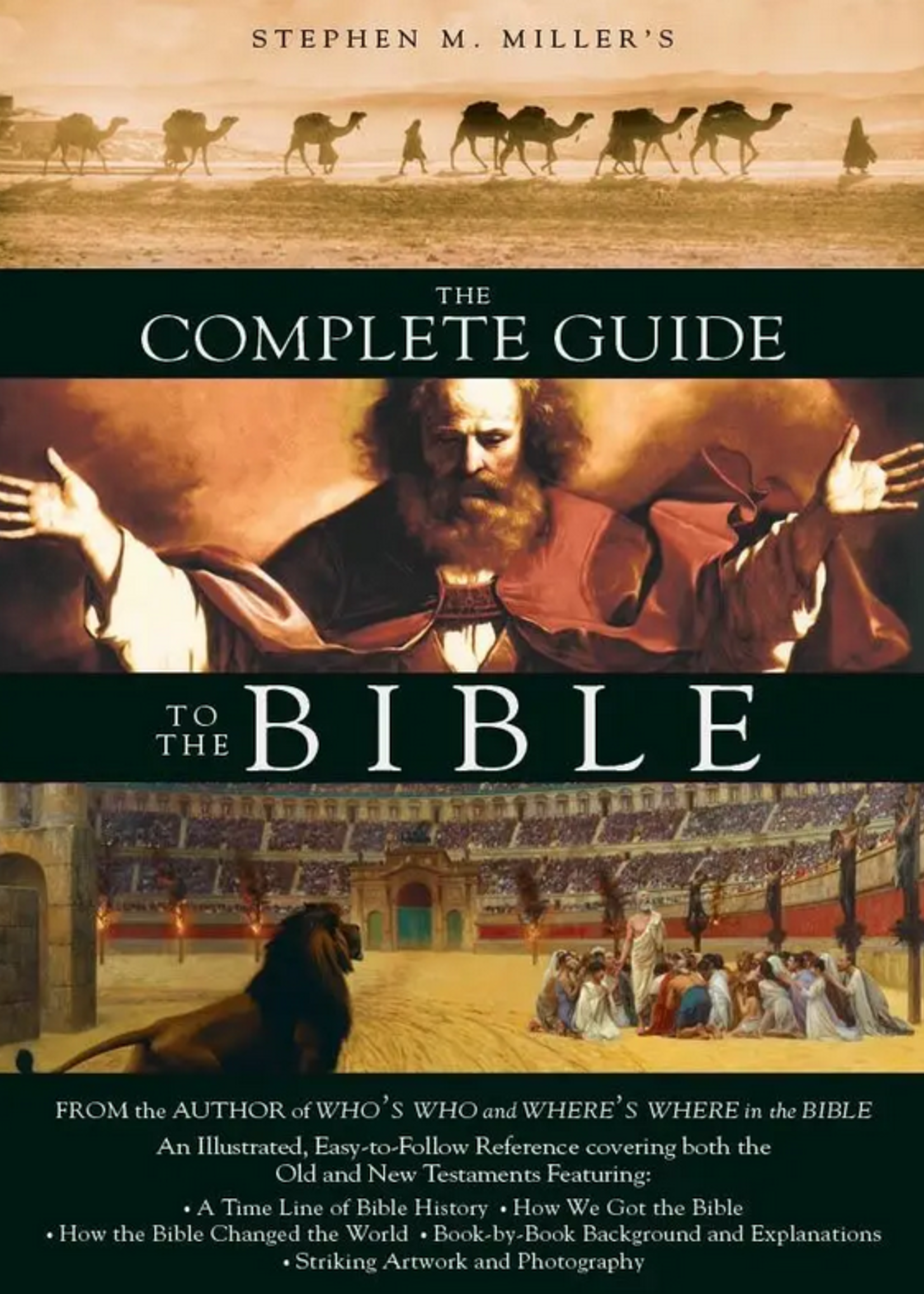 Barbour Publishing Inc. The Complete Guide to The Bible