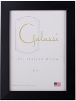 Galassi Artist Black Frame 5 x 7