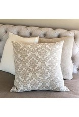 Crown Linen Designs Euro Sham: Pattern Jacquard