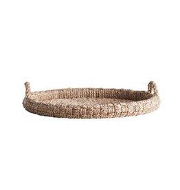 "Creative Co-Op 29"" Round Decorative Basket"