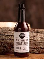 Yee Haw Sauce + Spice Six String Steak Sauce - 10 oz