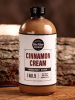 Yee Haw Sauce + Spice Cinnamon Cream Sauce - 16 oz